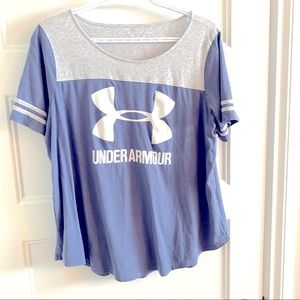 Under Armour Striped Tee